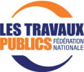 Logo Fédération Nationale des travaux publics (FNTP)